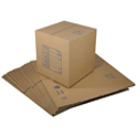 Moving Cardboard Box
